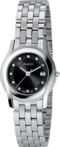 The Gucci G-Class YA055504 Black Dial