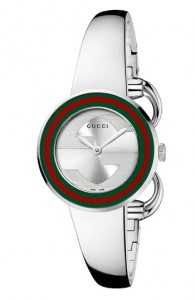 Gucci U-Play Collection Silver Watch