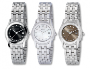 A Selection of G-Class Ladies Watch YA055504