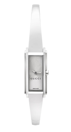 The Gucci G Line YA109523 fashion watch.