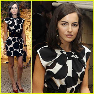 Camilla-Belle Gucci Watch