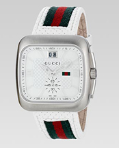 Coupe Men's Watch available from Gucci website has quite different visual details