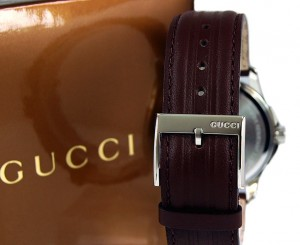 Gucci G-Timeless Bronze Dial Men's Watch YA126403