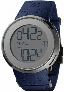I-Gucci Digital Men's Watch YA114208