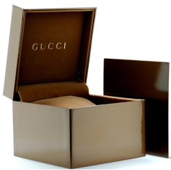 Image of Gucci gift box
